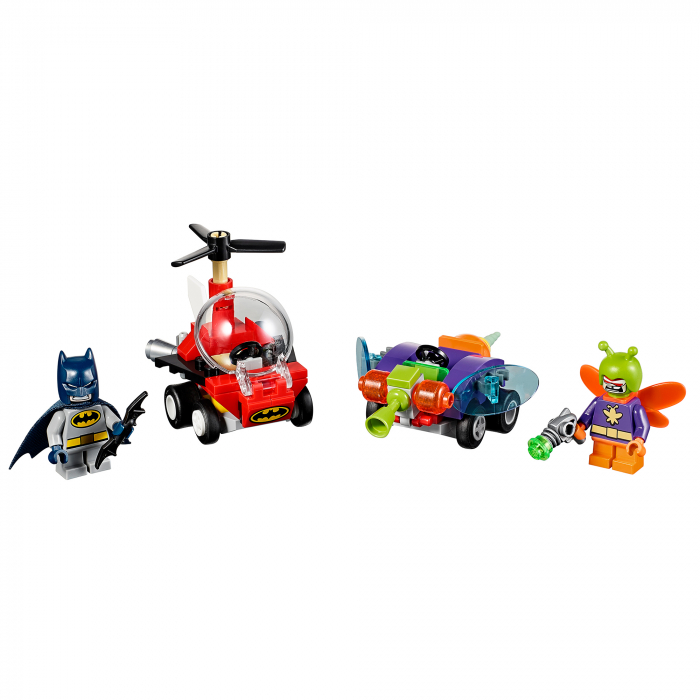 LEGO® Dc Comics Super Heroes Mighty Micros: Batman™ vs. Killer Moth™ 76069 2