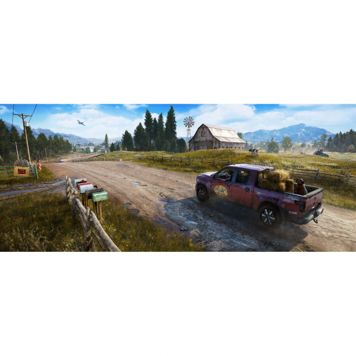 Licenta Electronica FAR CRY 5 - PC (UPLAY CODE) 1