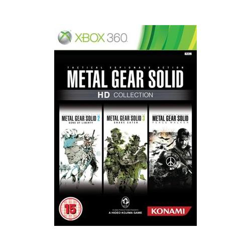 Metal Gear Solid Hd Collection Xbox 360 0