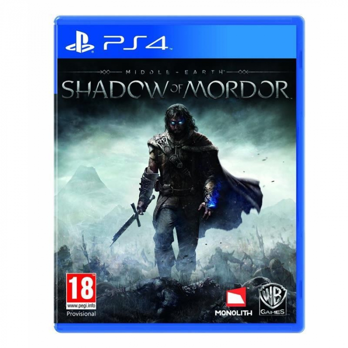 Middle Earth Shadow of Mordor PS4 0