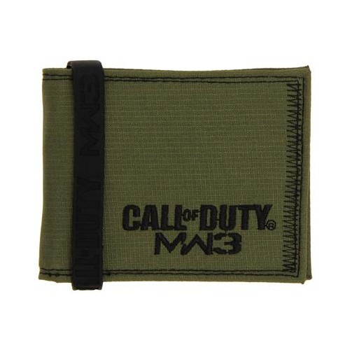 Portofel Call Of Duty Modern Warfare 3 Green & Wristband 0