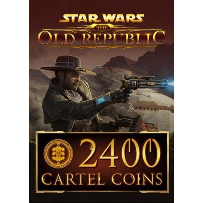Puncte Star Wars The Old Republic 2400 Cartel Points Swtor Key Global PC (Cod Activare Instant) 0
