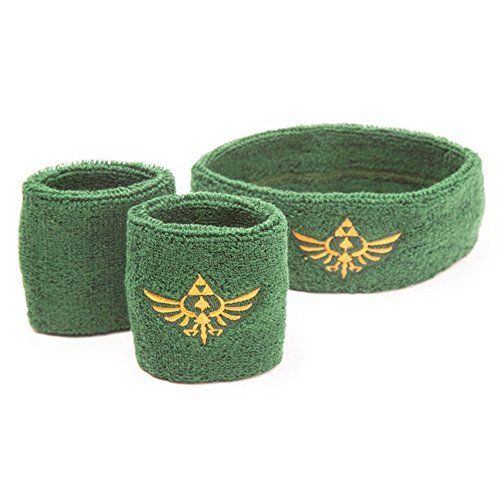 "Set Frotek ""The Legend of Zelda"", Bioworld, Verde 0"