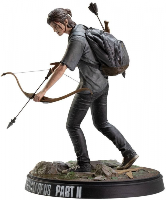 Statueta Ellie with bow, The Last of Us Part II, 20 cm 3