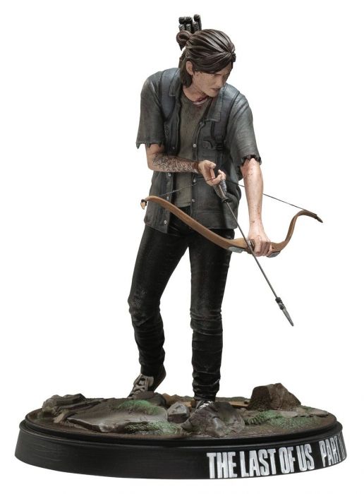 Statueta Ellie with bow, The Last of Us Part II, 20 cm 0