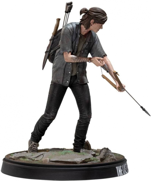 Statueta Ellie with bow, The Last of Us Part II, 20 cm 1