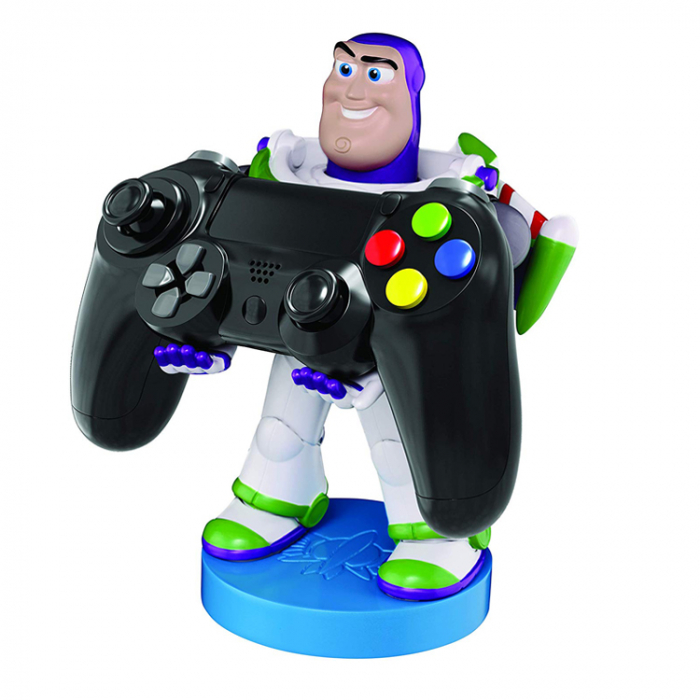 Suport Incarcare Disney Toy Story Buzz Lightyear Cable Guy pentru Controllere si Telefoane Smartphone 2