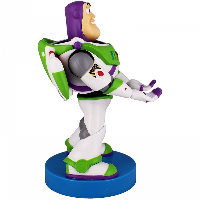Suport Incarcare Disney Toy Story Buzz Lightyear Cable Guy pentru Controllere si Telefoane Smartphone 9