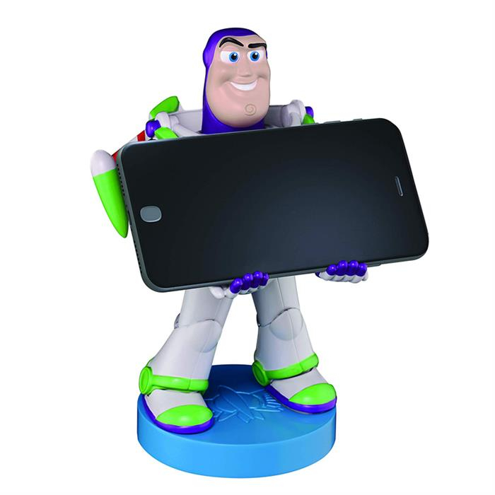 Suport Incarcare Disney Toy Story Buzz Lightyear Cable Guy pentru Controllere si Telefoane Smartphone 1