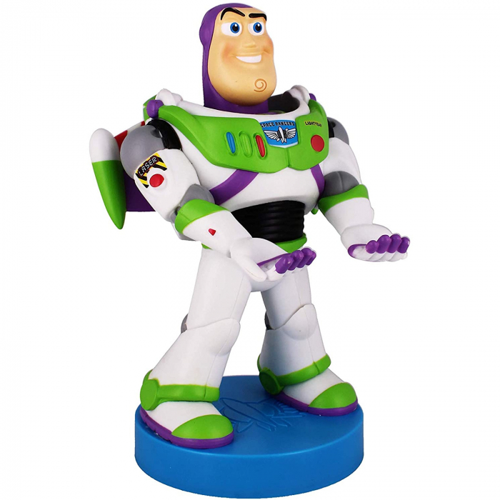 Suport Incarcare Disney Toy Story Buzz Lightyear Cable Guy pentru Controllere si Telefoane Smartphone 7