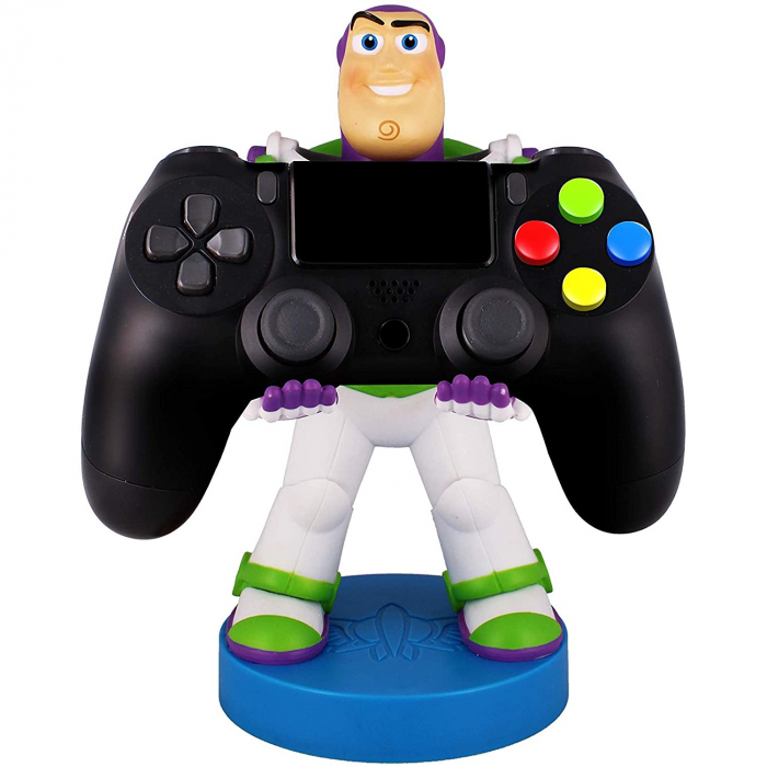 Suport Incarcare Disney Toy Story Buzz Lightyear Cable Guy pentru Controllere si Telefoane Smartphone 5
