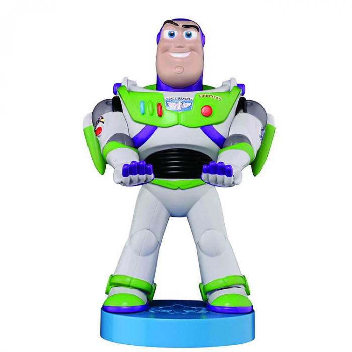 Suport Incarcare Disney Toy Story Buzz Lightyear Cable Guy pentru Controllere si Telefoane Smartphone 0