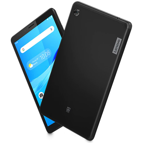 "Tableta Lenovo Tab M7, Quad-Core, 7"", 1GB RAM, 16GB, 4G, Onyx Black 4"