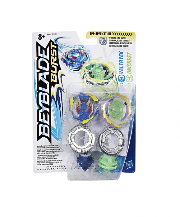 Titirez BeyBlade Burst Dual Pack Valtryek and Unicrest 0