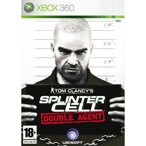 Tom Clancy's Splinter Cell: Double Agent Xbox 360 0