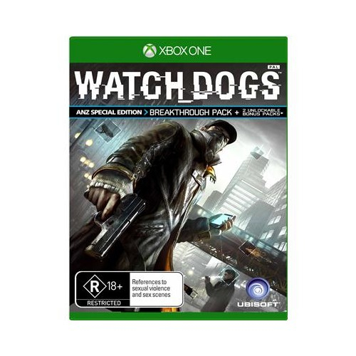 Watch Dogs Complete Edition Xbox One [0]