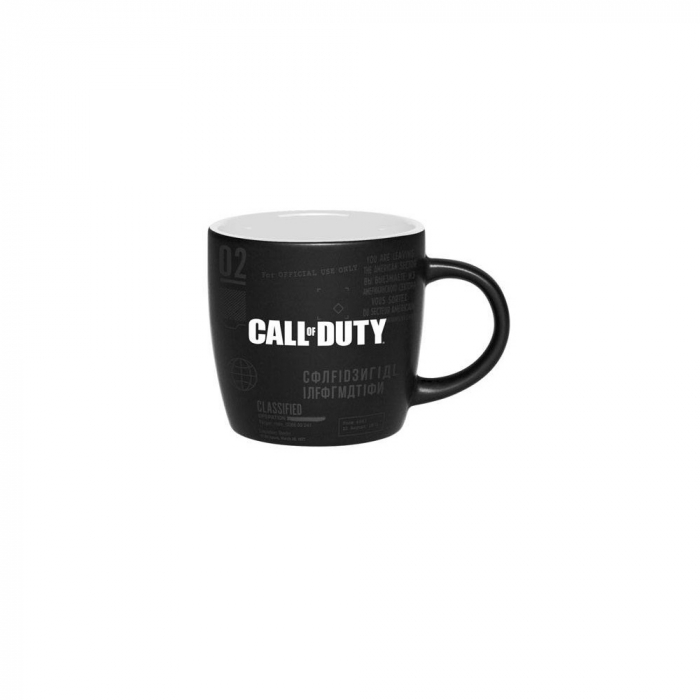 Cana, Call of Duty Black Ops Cold War Top Secret Documents, 400 ml 1
