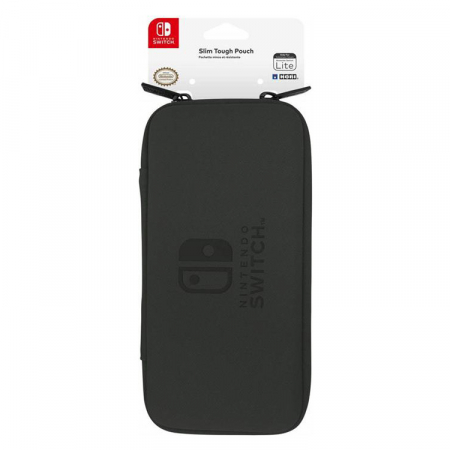 Accesoriu Hori Officially Licensed Slim Tough Pouch Switch Lite2