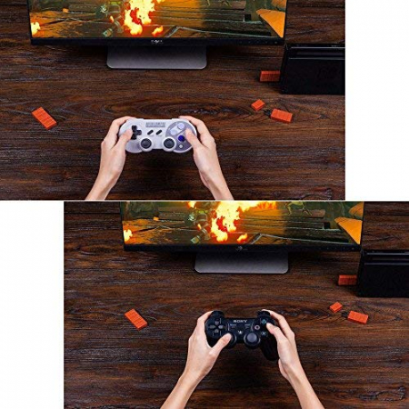 Adaptor Wireless 8Bitdo Usb pentru PS4, PS3, PC, consolele Wii si Nintendo Switch6