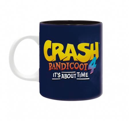 Cana Crash Bandicoot - It's About Time1