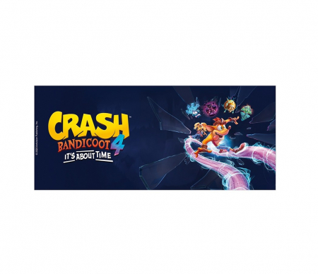 Cana Crash Bandicoot - It's About Time2