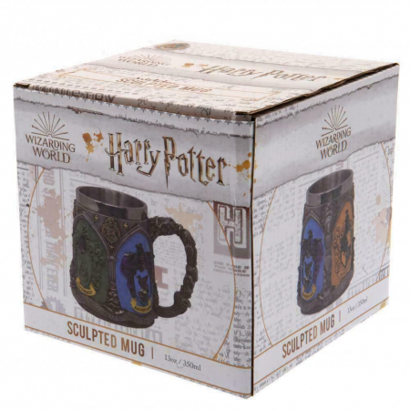 Cana Harry Potter - Hogwarts Houses, 350 ml2