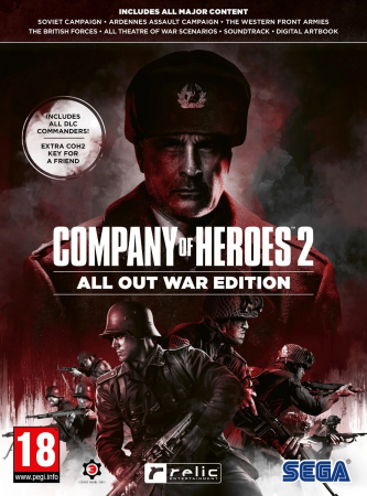 Joc Company of Heroes 2 All Out War Edition PC0