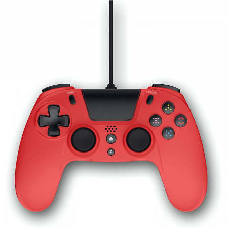 Controller Gioteck Vx-4 Wired Red Ps40