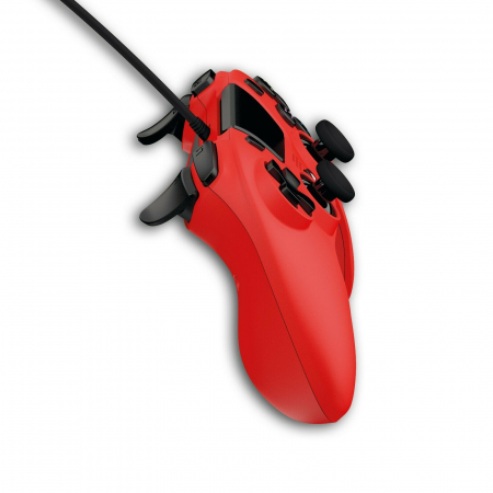 Controller Gioteck Vx-4 Wired Red Ps41