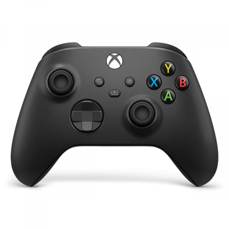 Controller Xbox One, X series, PC, Wireless, Negru Carbon0
