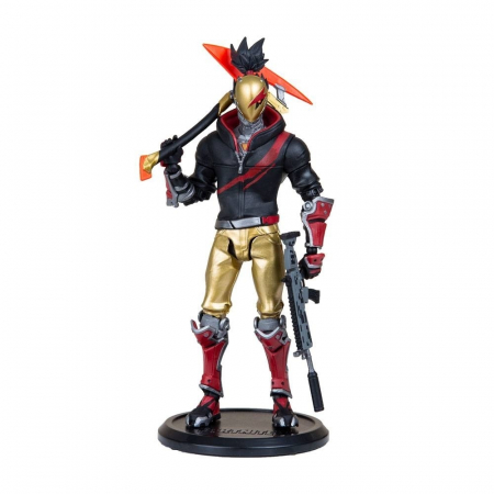 Figurina Fortnite Red Strike Day & Date 18 cm3