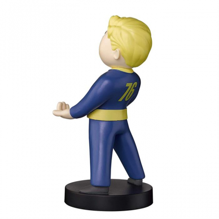 Figurina Suport Fallout Vault Boy 76 Cable Guy1