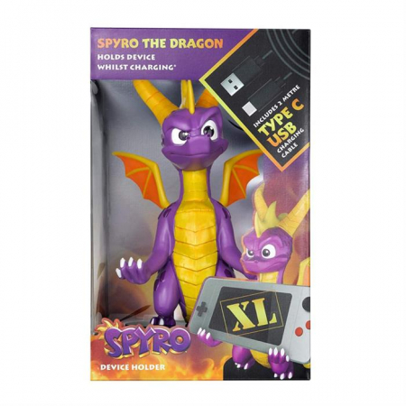 Figurine Suport Spyro The Dragon Xl Cable Guy1