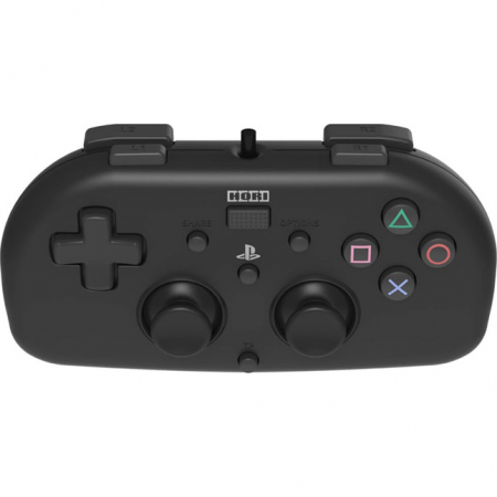 Gamepad HORIPAD MINI pentru Playstation 4, Black1
