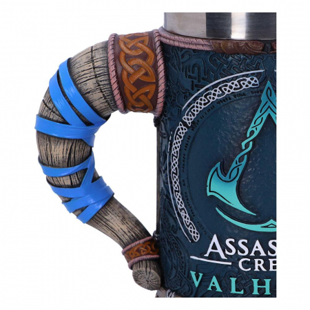 Halba Assassin's Creed - The Creed Valhalla Tankard 15.5 cm4