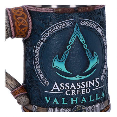 Halba Assassin's Creed - The Creed Valhalla Tankard 15.5 cm5