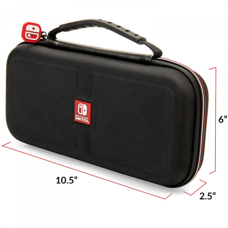 Husa Officially Licensed Game Traveller Deluxe Travel Case Nintendo Switch [2]
