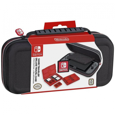 Husa Officially Licensed Game Traveller Deluxe Travel Case Nintendo Switch [0]