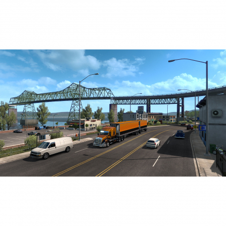 Joc American Truck Simulator Oregon Add On pentru Calculator4