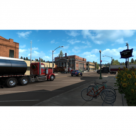 Joc American Truck Simulator Oregon Add On pentru Calculator3