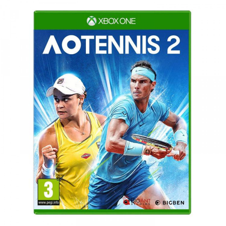 Joc Ao Tennis 2 Xbox One0
