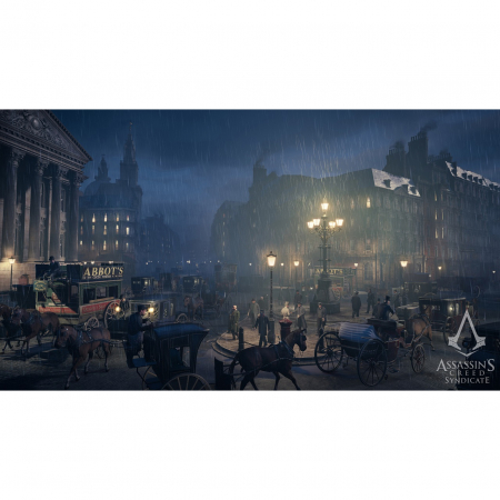 Joc Assassins Creed: Syndicate - Special Edition + DLC: Industrial pentru Xbox ONE7