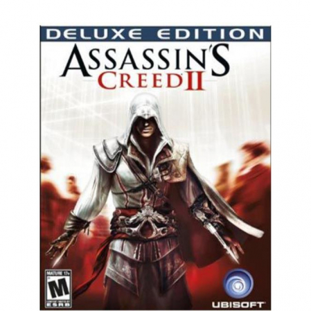 Joc Assassin's Creed II Deluxe Edition Uplay Key Global PC (Cod Activare Instant)0