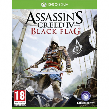 Joc Assassin's Creed IV: Black Flag pentru Xbox One0