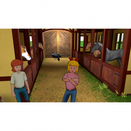 Joc Bibi Tina Adventures With Horses pentru PlayStation 43