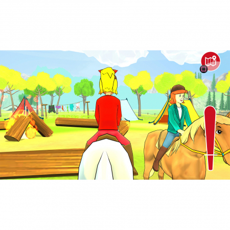 Joc Bibi Tina Adventures With Horses pentru PlayStation 42