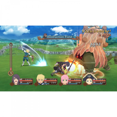 Joc BUNDLE Tales of Vesperia Definitive Edition + Tales of Zestiria + Tales of Berseria pentru PlayStation 411