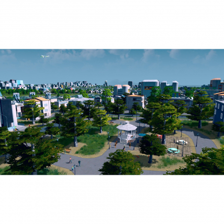 Joc Cities Skylines - Relaxation Station DLC Steam Key Global PC (Cod Activare Instant)1