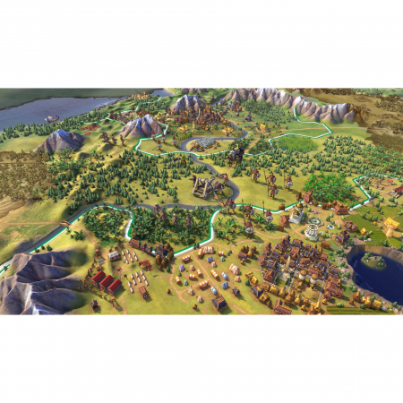 Joc Civilization VI Digital Deluxe Steam Key Europe PC (Cod Activare Instant)4