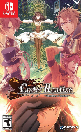 Joc Code Realize Guardian of Rebirth pentru Nintendo Switch0